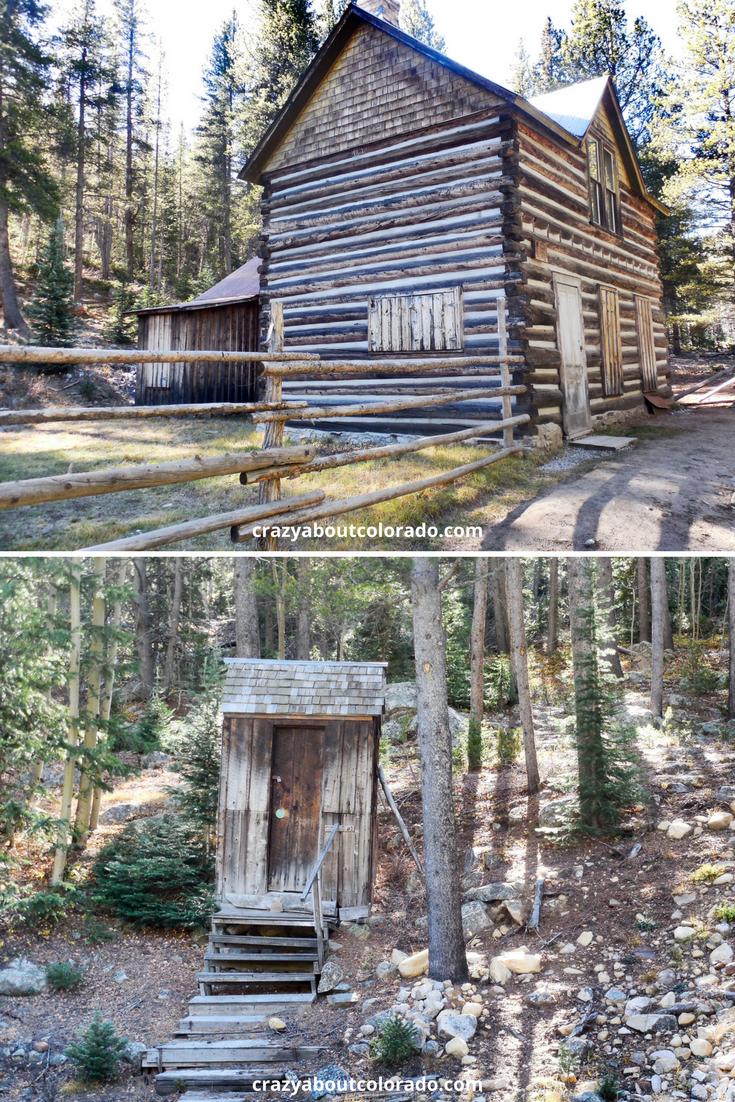 St elmo ghost town a colorado day adventure crazy for St elmo colorado cabins